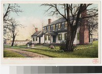 House where Cornwallis surrendered, Yorktown, Virginia, 1903