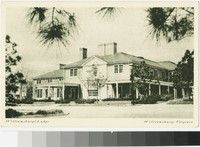 Williamsburg Lodge, Williamsburg, Virginia, 1915-1930