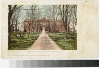 William and Mary College, Williamsburg, Virginia, 1902
