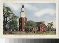 Bruton Parish Church, Williamsburg, Virginia, 1907