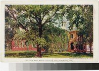 William and Mary College, Williamsburg, Virginia, 1907