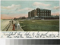 Princess Anne Hotel, Virginia Beach, Virginia, 1907-1908