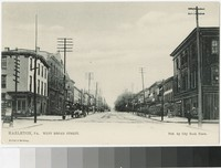 West Broad Street, Hazleton, Pennsylvania, 1901-1907