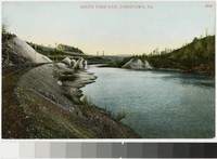 South Fork Dam, Johnstown, Pennsylvania, 1907-1914