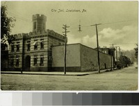 The Jail, Lewistown, Pennsylvania, 1907-1914