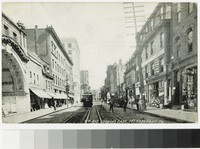 5th Avenue looking East, McKeesport, Pennsylvania, 1907-1914