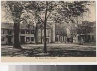 Houses on the Green, Dover, Delaware, 1907-1914