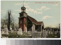 Old Swedes Church, Wilmington, Delaware, 1907-1914