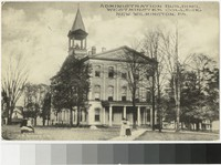 Administration building, Westminster College, New Wilmington, Pennsylvania, 1907-1910
