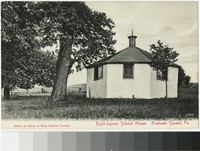 Eight-Square School House, Newtown Square, Pennyslvania, 1901-1907