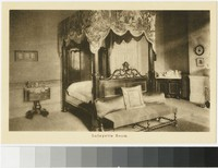 Lafayette room at Friendship Hill, New Geneva, Pennsylvania, 1907-1914