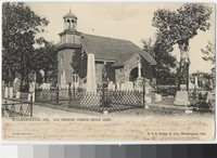 Old Swedes' Church, Wilmington, Delaware, 1901-1905