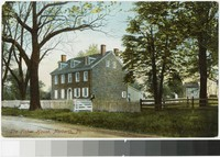Fisher House, Narberth, Pennsylvania, 1907-1914