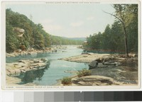 Youghiogheny River at Ohiopyle, Pennsylvania, 1907-1914