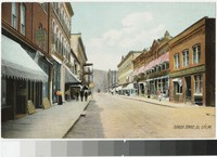 Seneca Street, Oil City, Pennsylvania, 1907-1914