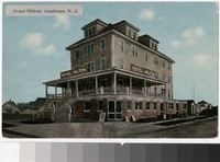 Hotel Hilton, Anglesea, New Jersey, 1907-1914