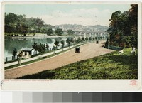River Drive, Fairmount Park, Philadelphia, Pennsylvania, 1907-1911