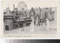 Midget City, Dreamland, Coney Island, New York, 1901-1907