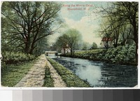 Along the Morris Canal, Bloomfield, New Jersey, 1907-1909