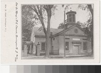 Old St. Mary's Episcopal Church, Burlington, New Jersey, 1901-1907