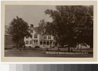 Birthplace of Grover Cleveland, Caldwell, New Jersey, 1907-1914