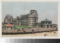Hotel Dennis, Atlantic City, New Jersey, 1907-1914