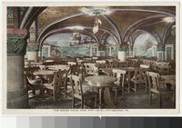 Norse Room, Fort Pitt Hotel, Pittsburgh, Pennsylvania, 1907-1911