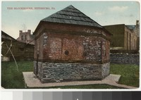 Fort Pitt Blockhouse, Pittsburgh, Pennsylvania, 1907-1909