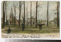 Jefferson Park, Elizabeth, New Jersey, 1901-1906
