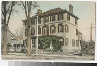 Vail and Deane School, Elizabeth, New Jersey, 1907-1914
