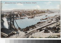 Monongahela River and city from Duquesue Heights, Pittsburgh, Pennsylvania, 1901-1907