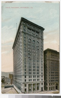 Frick Building, Pittsburgh, Pennsylvania, 1907-1914