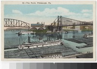The Point, Pittsburgh, Pennsylvania, 1915-1930