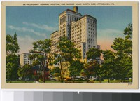 Allegheny General Hospital and Nurses' Home, Pittsburgh, Pennsylvania, 1930-1944