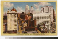 Downtown business center, Pittsburgh, Pennsylvania, 1930-1944