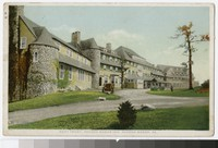 Pocono Manor Inn, Pocono Manor, Pennsylvania, 1915-1925