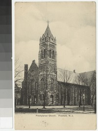 First Presbyterian Church, Freehold, New Jersey, 1907-1909