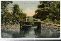 Feeder Bridge, Lake Hopatcong, New Jersey, 1907-1914