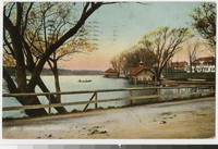 Lake Carasaljo, Lakewood, New Jersey, 1905-1907
