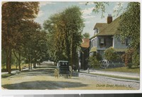 Church Street, Montclair, New Jersey, 1907-1911