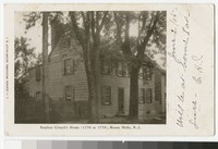 Stephen Girard's home, Mount Holly, New Jersey, 1901-1905