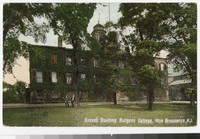 Queens Building, Rutgers College, New Brunswick, 1901-1907