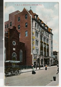 Y.M.C.A. Building, Newark, New Jersey, 1907-1914