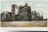 Fire station, Newark, New Jersey, 1901-1907
