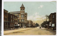 High Street, Pottstown, Pennsylvania, 1907-1914