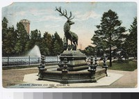 Drinking Fountain, City Park, Reading, Pennsylvania, 1907-1909