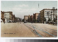 Penn Street, Reading, Pennsylvania, 1901-1907