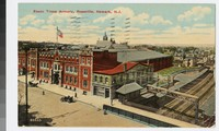 Essex Troop Armory, Roseville, Newark, New Jersey, 1907-1911