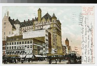 Broad and Market Streets, Newark, New Jersey, 1901-1906
