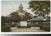 Stokes Monument and Auditorium, Ocean Grove, New Jersey, 1907